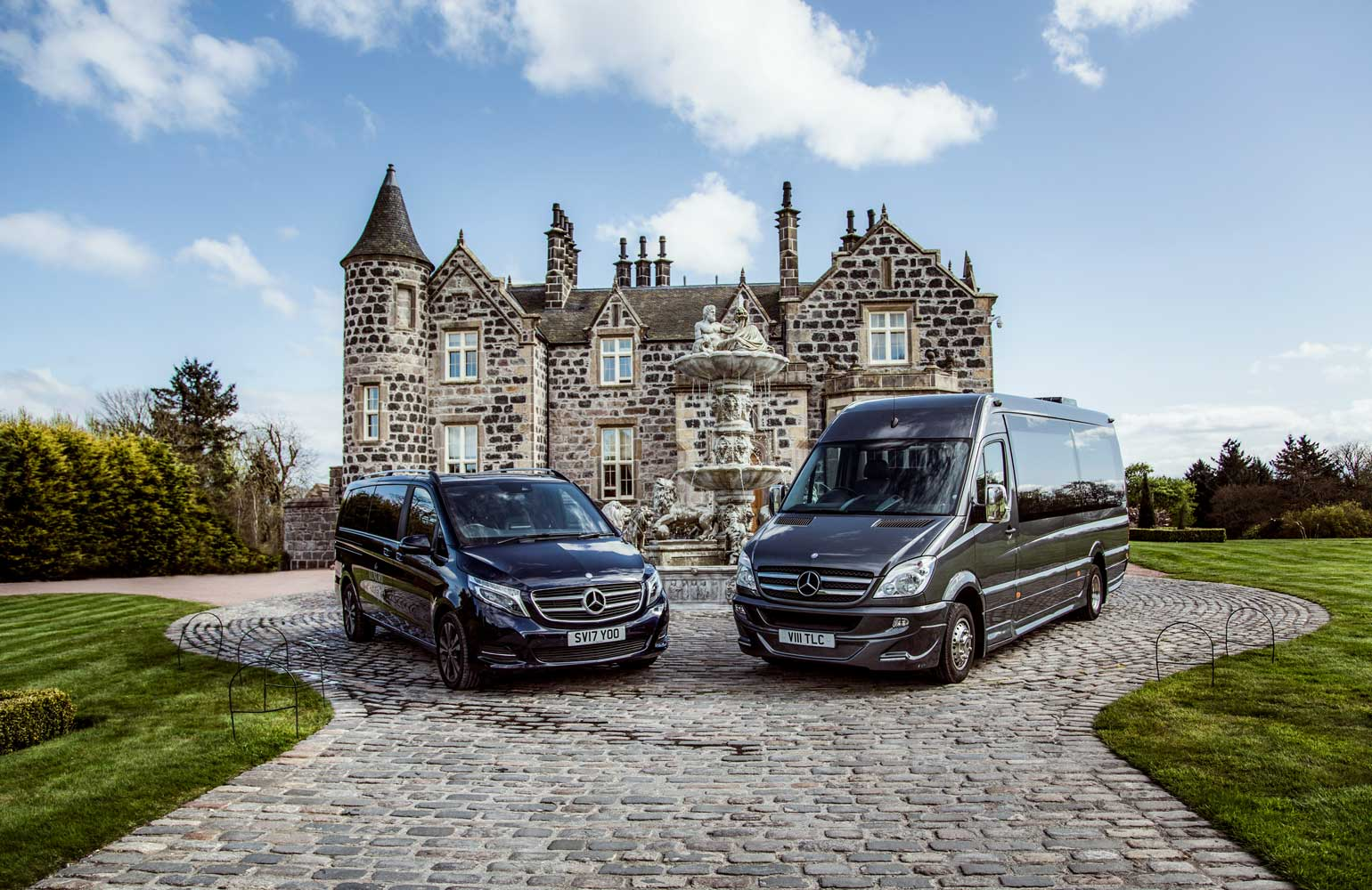 Golf Transport Scotland