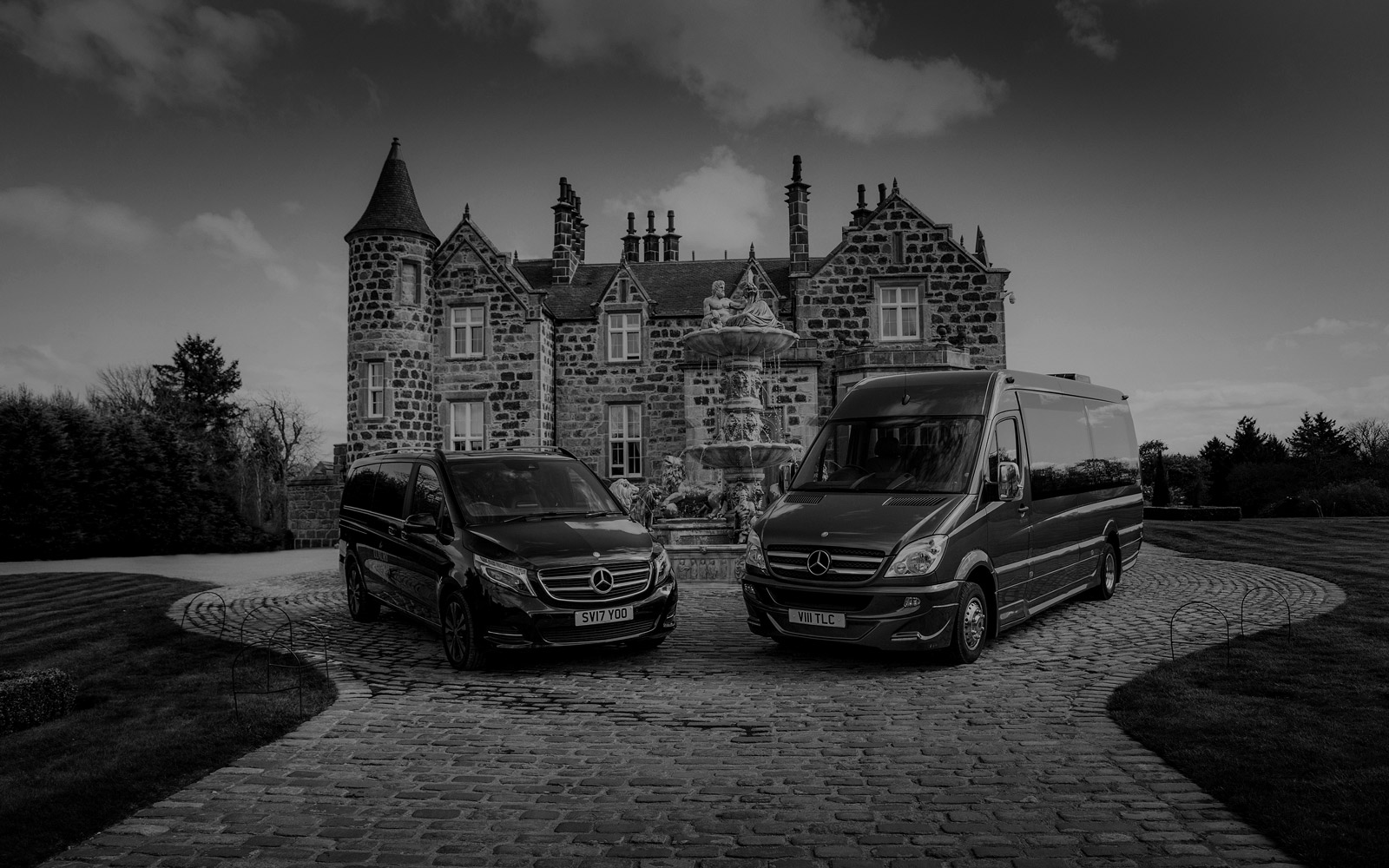 Luxury Transport Aberdeen